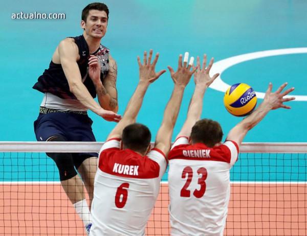 photo of Полша успя да обърне САЩ и пак е на голям волейболен финал срещу Бразилия