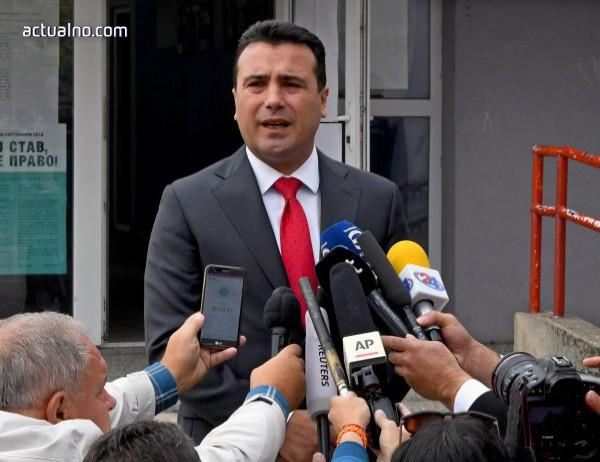 photo of Заев: Македония няма нужда от избори