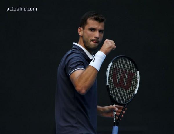 photo of Григор Димитров ще работи с тенис легенда