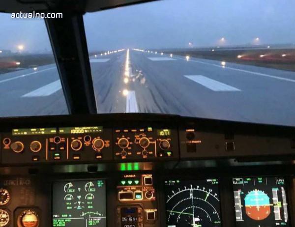 Отново авария със самолет