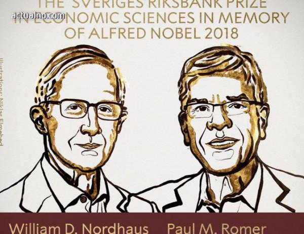 photo of Обявиха носителите на тазгодишната Нобелова награда за икономика
