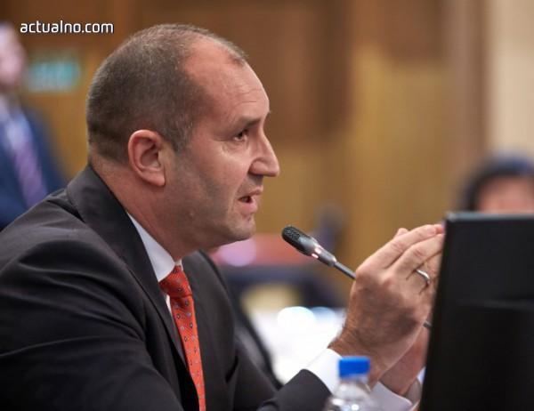 photo of Румен Радев: Бюджетният излишък да се изхарчи след дебат и санкция на НС
