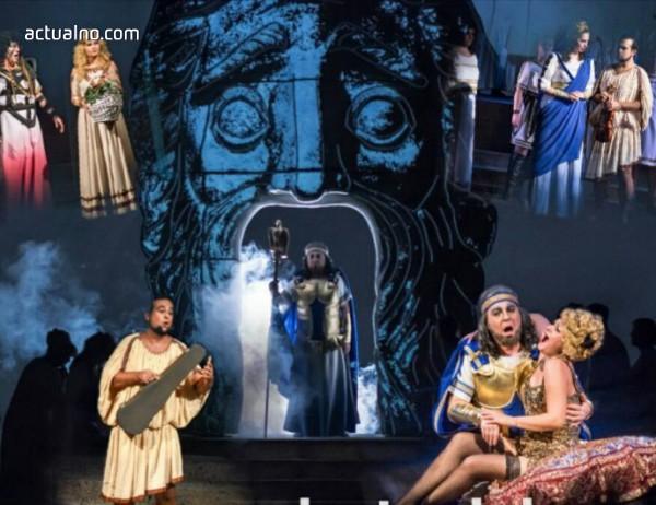 """photo of  Комплимент към публиката на музикалния театър. Билети на цени от 8 и 10 лева за """"Орфей в Ада"""" на Офенбах"""