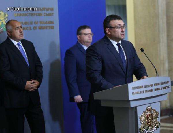 photo of Не се изключва нито една версия за убийството на Виктория Маринова, Борисов атакува медиите (ВИДЕО)