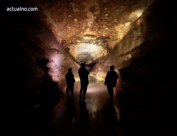 """photo of Красотата на пещера """"Голубовица"""" вече е по-позната (СНИМКИ)"""