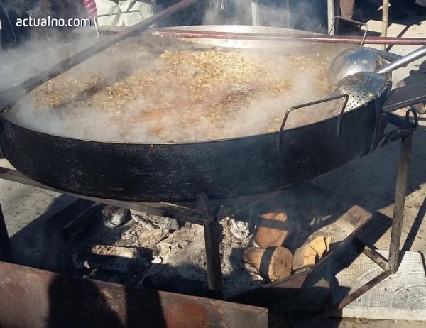 """photo of Дегустация на традиционни храни и състезание по бутане на бали - на """"Фермер Експо Раковски 2018"""""""