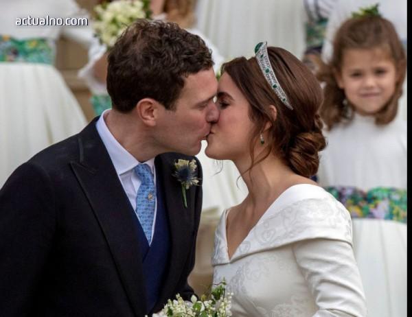 photo of Нова кралска сватба на хоризонта: Елизабет II омъжи внучката си