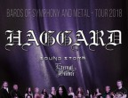 HAGGARD, SOUND STORM & ETERNAL SILENCE