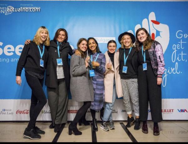photo of Най-престижният световен рекламен фестивал Cannes Lions - със страхотен успех на програмата си SEE IT BE IT в България