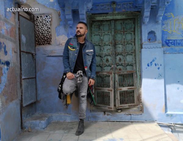 photo of Графа засне видеоклип в Индия (ВИДЕО)