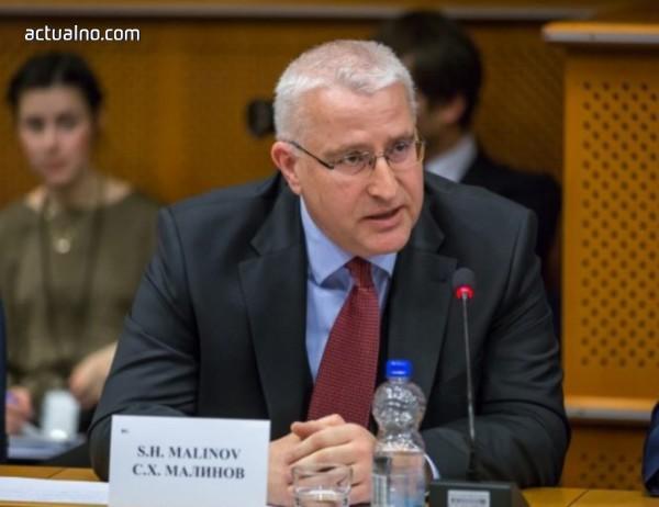 photo of Светослав Малинов: В момента не сме достойни членове на ЕС