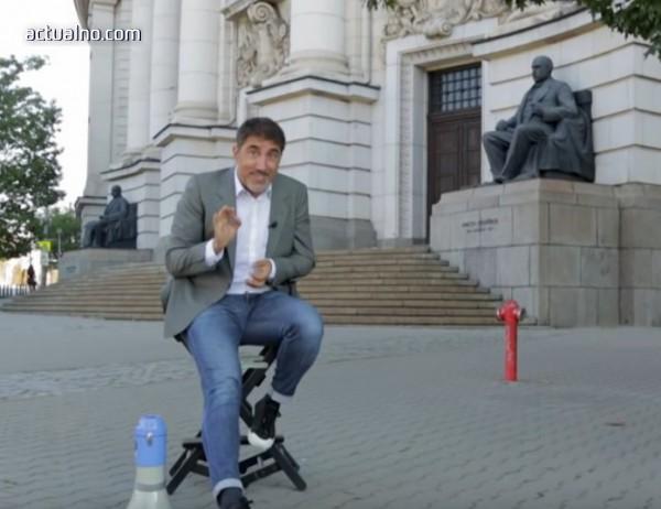"""photo of Преподаватели от ФЖМК за клипа със """"сметанката"""": Журналистиката не е шоупрограма"""