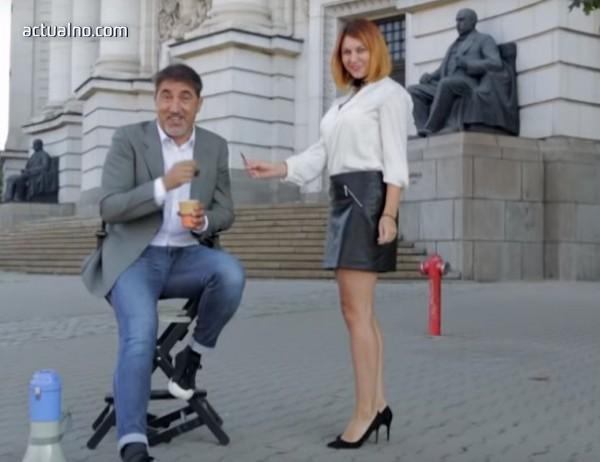photo of Интервю за работа в телевизия Алма Клатер