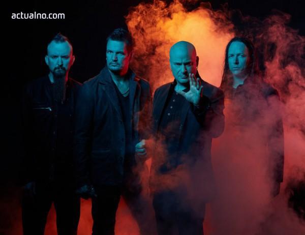 photo of Disturbed са втория хедлайнер на Hills of rock 2019