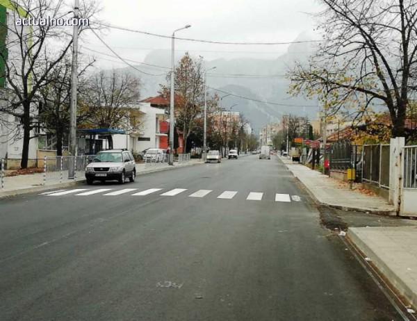 photo of Полагат маркировка на улици във Враца
