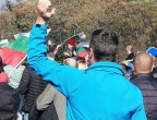 The protest at Sliven did not fall