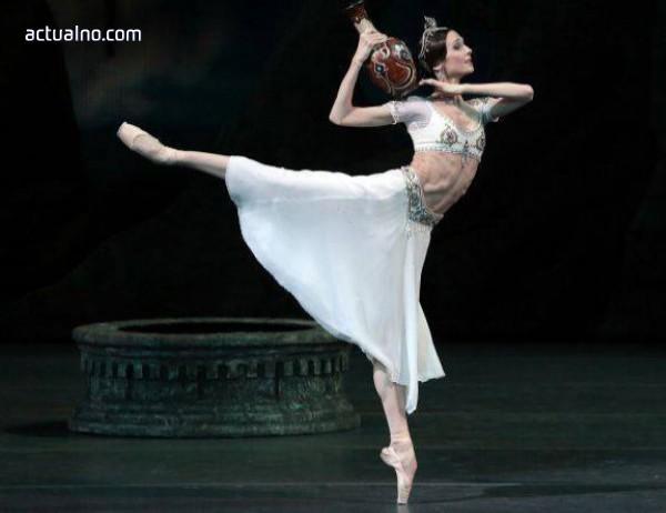 """photo of Примата на """"Болшой театър"""" Светлана Захарова: Винаги ме побиват тръпки на сцената"""