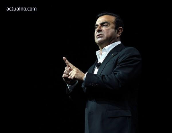 photo of Засега Карлос Гон остава директор на Renault