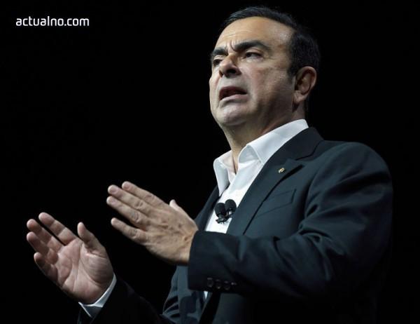 photo of Арестуваният директор на Nissan сам си пишел заплатата