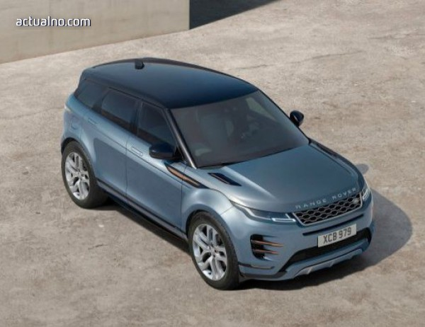 photo of Range Rover Evoque мина на нова платформа и става хибрид