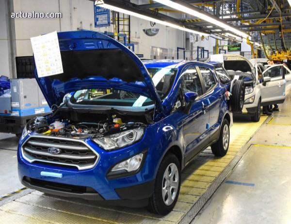 photo of Как Ford произвежда коли само на 90 км от България