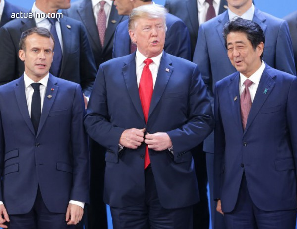 photo of Срещата на върха в Аржентина: Лидерите приеха общо изявление, САЩ потвърдиха за Парижкото споразумение