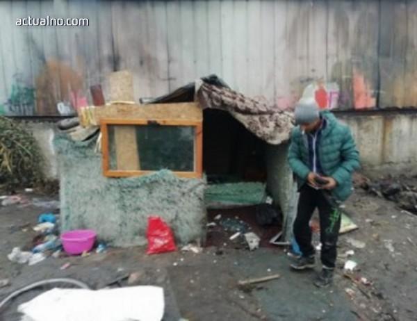 photo of Разрушиха катун на роми от други градове, настанили се край Бургас