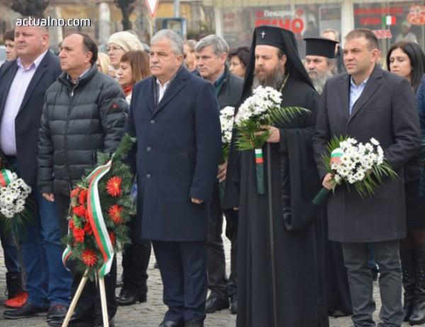 Хиляди почетоха паметта на Гоце Делчев в община Гоце Делчев