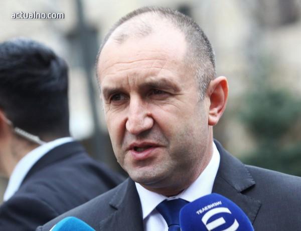 Румен Радев за новия главен прокурор: Не настоявам за имена, а за законност